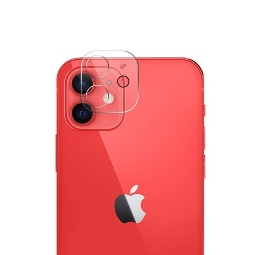 Стъклен, защитен екран за камера - ултра тънък за iPhone 12