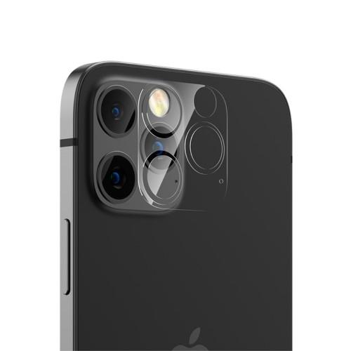 Стъклен, защитен екран за камера - ултра тънък за iPhone 12 Pro