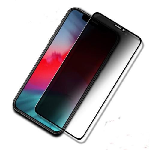 Стъклен, защитен екран - против надничане, 0.3мм ултра тънък за iPhone 12 / iPhone 12 Pro