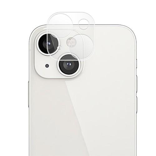 Стъклен, защитен протектор за камера - ултра тънък за iPhone 13 / iPhone 13 mini