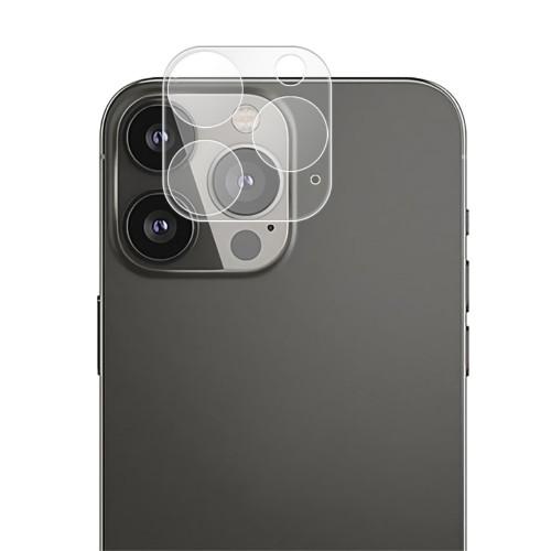 Стъклен, защитен протектор за камера - ултра тънък за iPhone 13 Pro / iPhone 13 Pro Max
