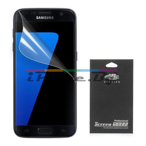 Защитно, прозрачно фолио за екран за Samsung Galaxy S7