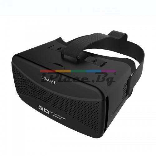 Очила за виртуална реалност - 3D VR очила за iPhone/Samsung