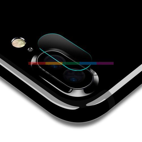 Стъклен, защитен екран за камера - 0.1мм, ултра тънък, 2 броя за iPhone 7 Plus/iPhone 8 Plus