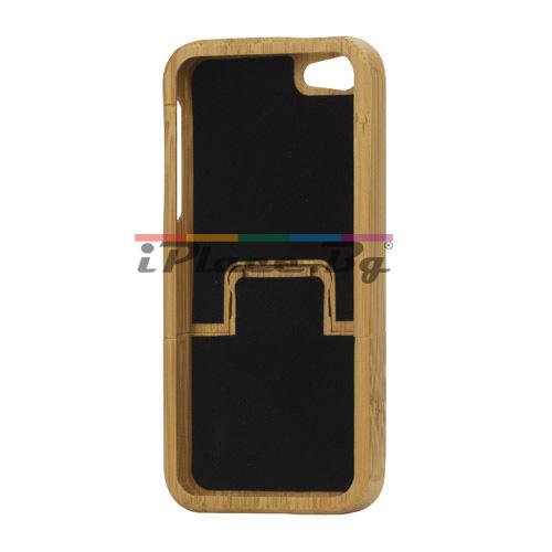 Дървен, кафяв, панел - Дубай за iPhone 5/5S/SE