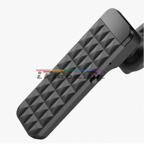 Пластмасова, черна, стерео слушалка - Bluetooth